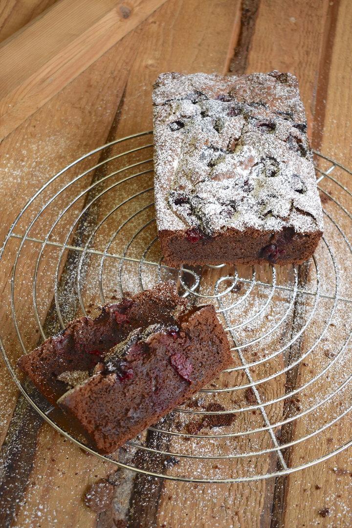 Schoko Kirsch Kuchen Aus Dem Thermomix Das Rezept