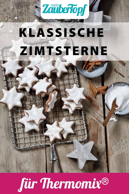 Zimtsterne mit dem Thermomix® –Foto: Frauke Antholz