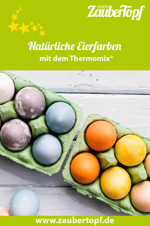 Eierfarben mit dem Thermomix® – Foto: Sophia Handschuh