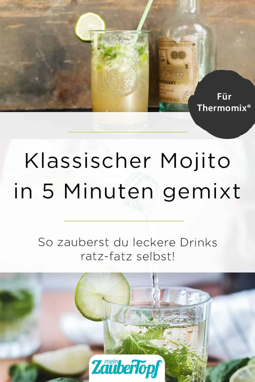Mojito aus dem Thermomix® – Foto: Kathrin Knoll / Mae Mu - Unsplash