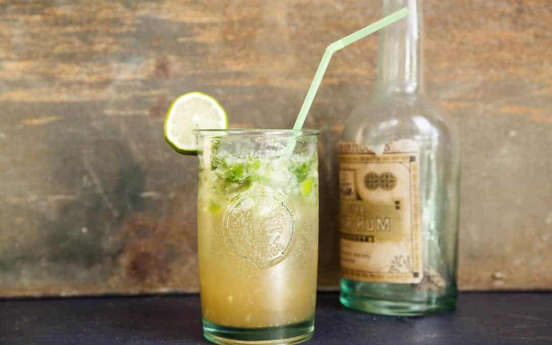 Cocktailzeit: Klassischer Mojito