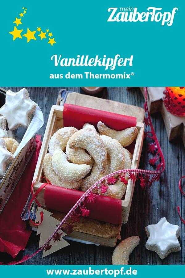 Vanillekipferl aus dem Thermomix® – Foto: Ira Leoni