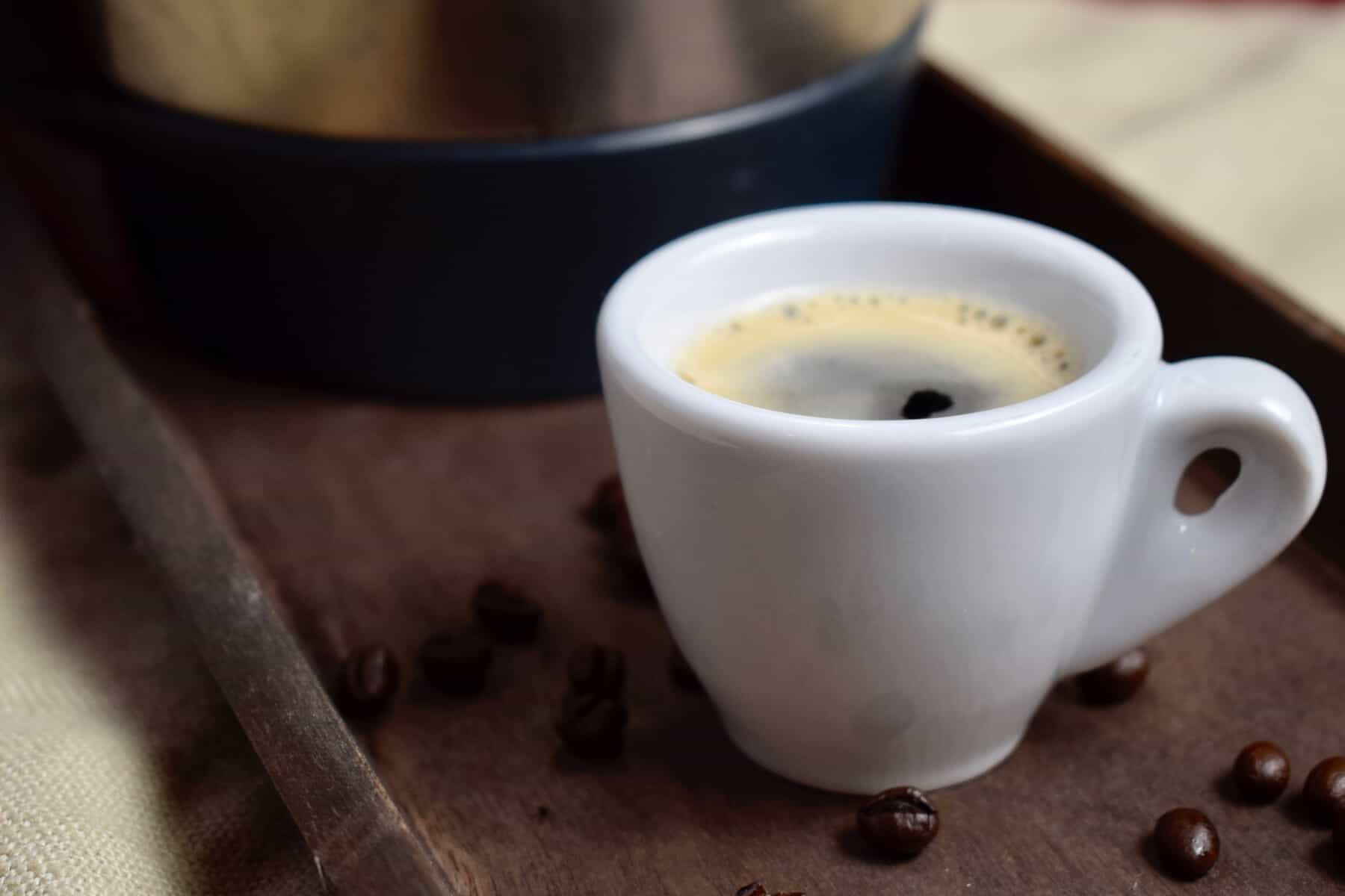 Kaffee mahlen im Thermomix® – Foto: Nicole Stroschein