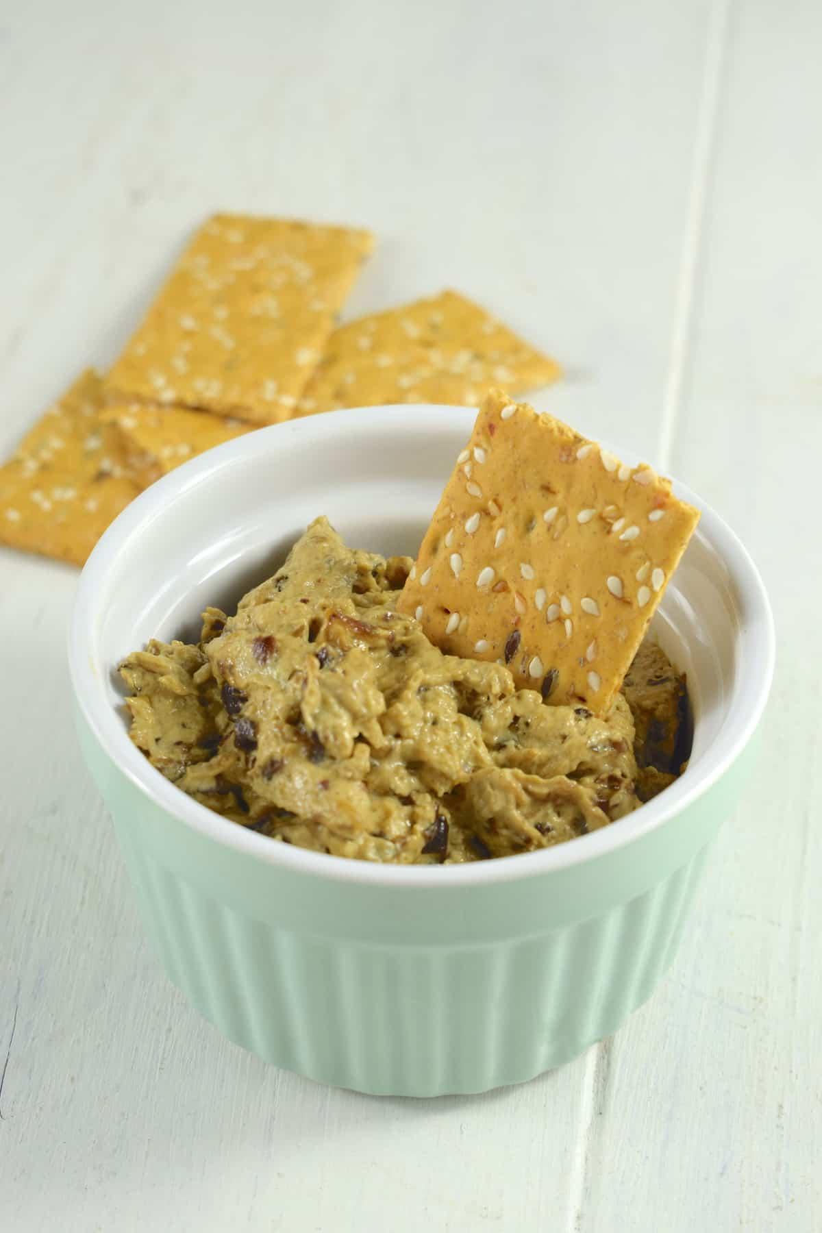 Pflaumen-Curry-Dip aus dem Thermomix® – Foto: Nicole Stroschein