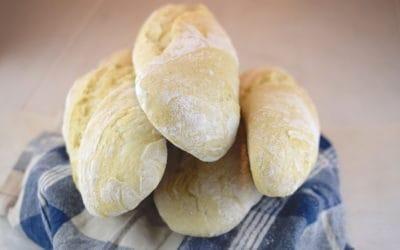 Einfach lecker: Dinkel-Baguette