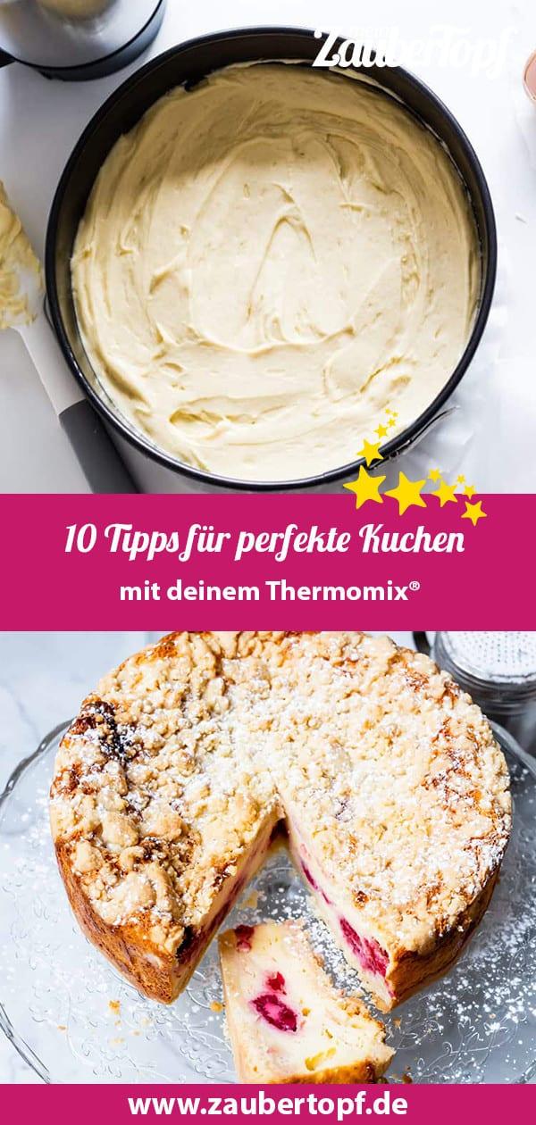 Tipps für perfekte Kuchen – Fotos: Sophia Handschuh