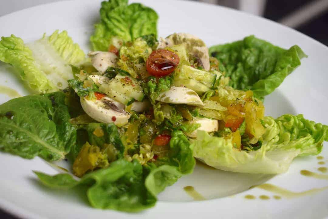 Leichter Römersalat aus dem Thermomix® – Foto: Nicole Stroschein