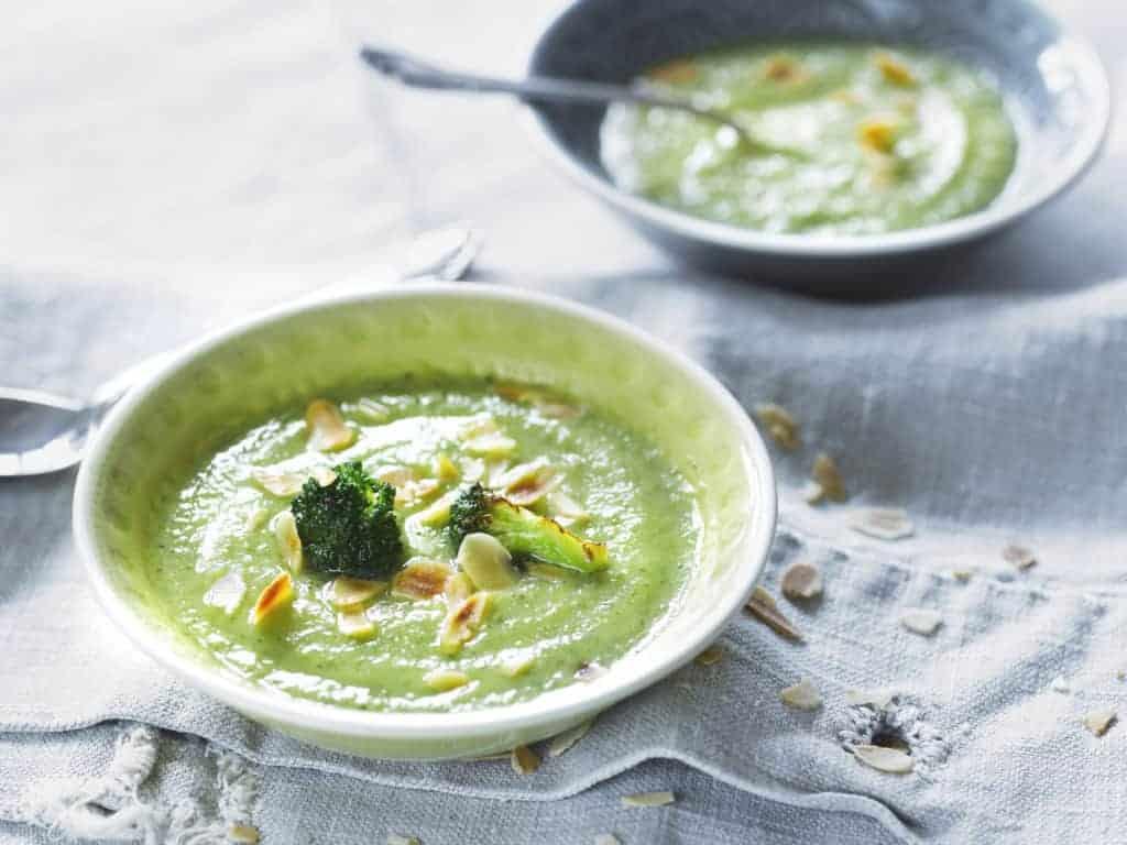 Cremige Brokkolisuppe aus dem Thermomix® – Foto: Frauke Antholz