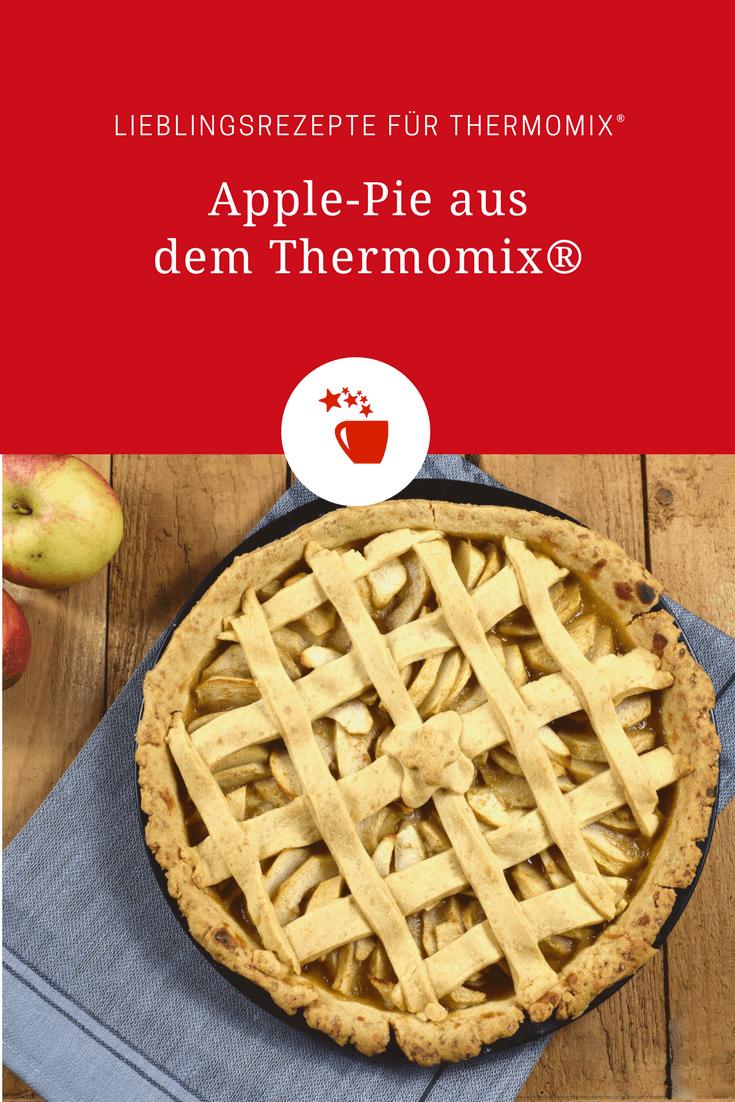 Apple Pie aus dem Thermomix® – Foto: Nicole Stroschein