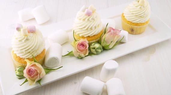 Zitronen-Cupcakes mit dem Thermomix® – Foto: pixabay