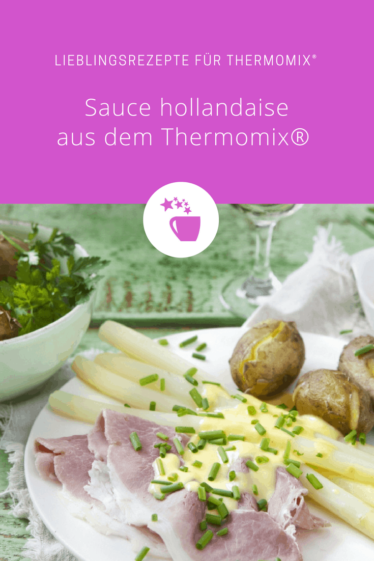 Sauce hollandaise mit Spargel - Foto: Frauke Antholz