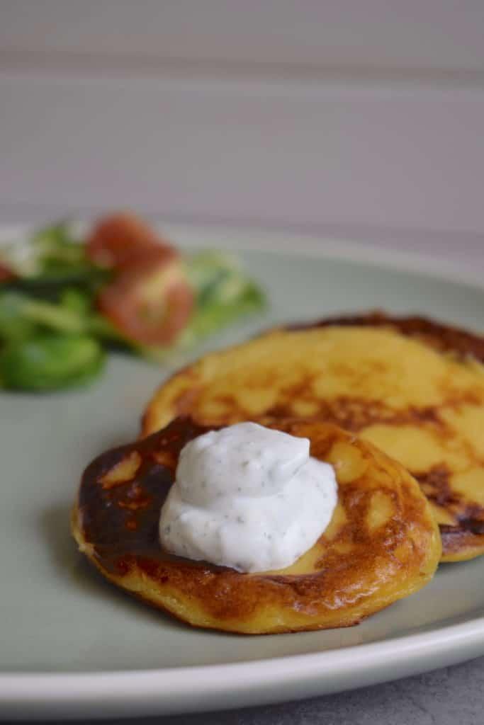 Herzhafte Kartoffelküchlein aus dem Thermomix® –Foto: Nicole Stroschein