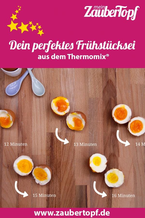 Garzeit Eier aus dem Varoma - Foto: Lisa Arndt