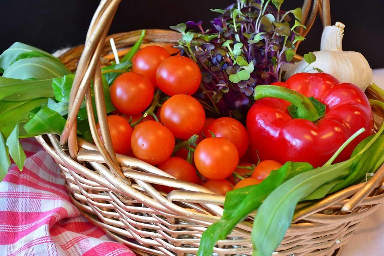 Gemüse und Obst für den Thermomix® kaufst du am Besten saisonal und regional – Foto: Pixabay