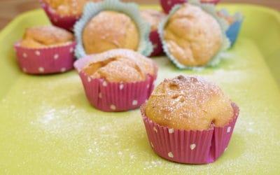 Süßkartoffel-Muffins