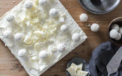 Schnelle Raffaello-Torte