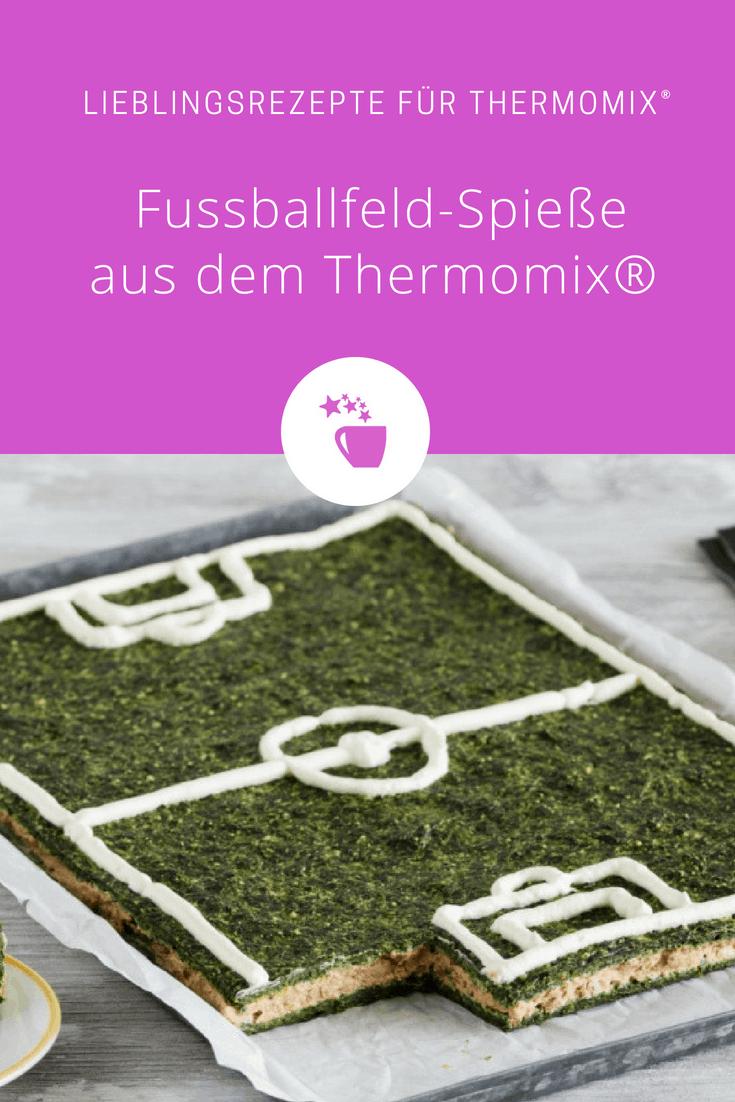 Fussballfeld-Spieße für Pinterest - Foto: Anna Gieseler