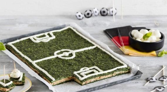 Fussballfeld-Spieße mit dem Thermomix® - Foto: Anna Gieseler