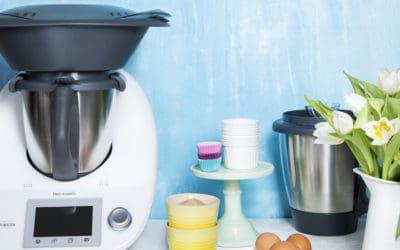Pasta Maker & Co. – diese Küchengeräte ergänzen deinen Thermomix® perfekt