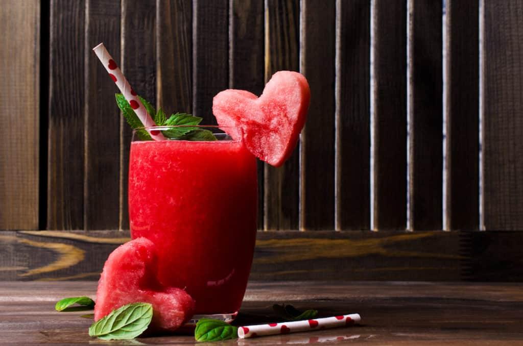 Wassermelonen-Slush aus dem Thermomix® –Foto: gettyimages / zia_shusha