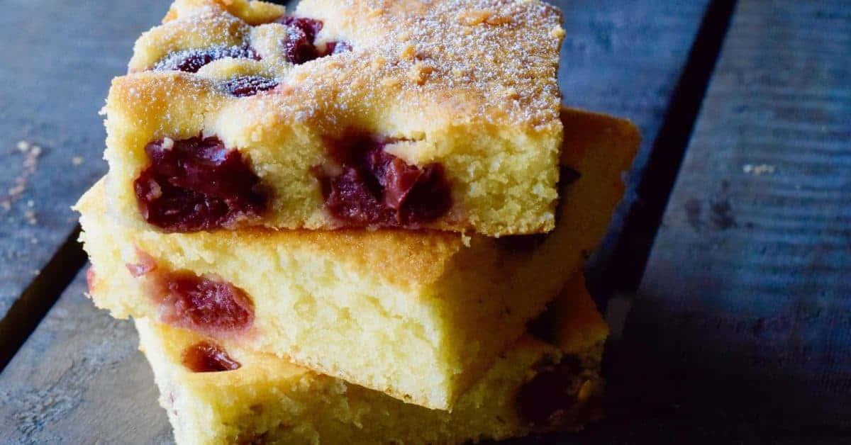 Blechkuchen Mit Zitrone Rezept Fur Den Thermomix