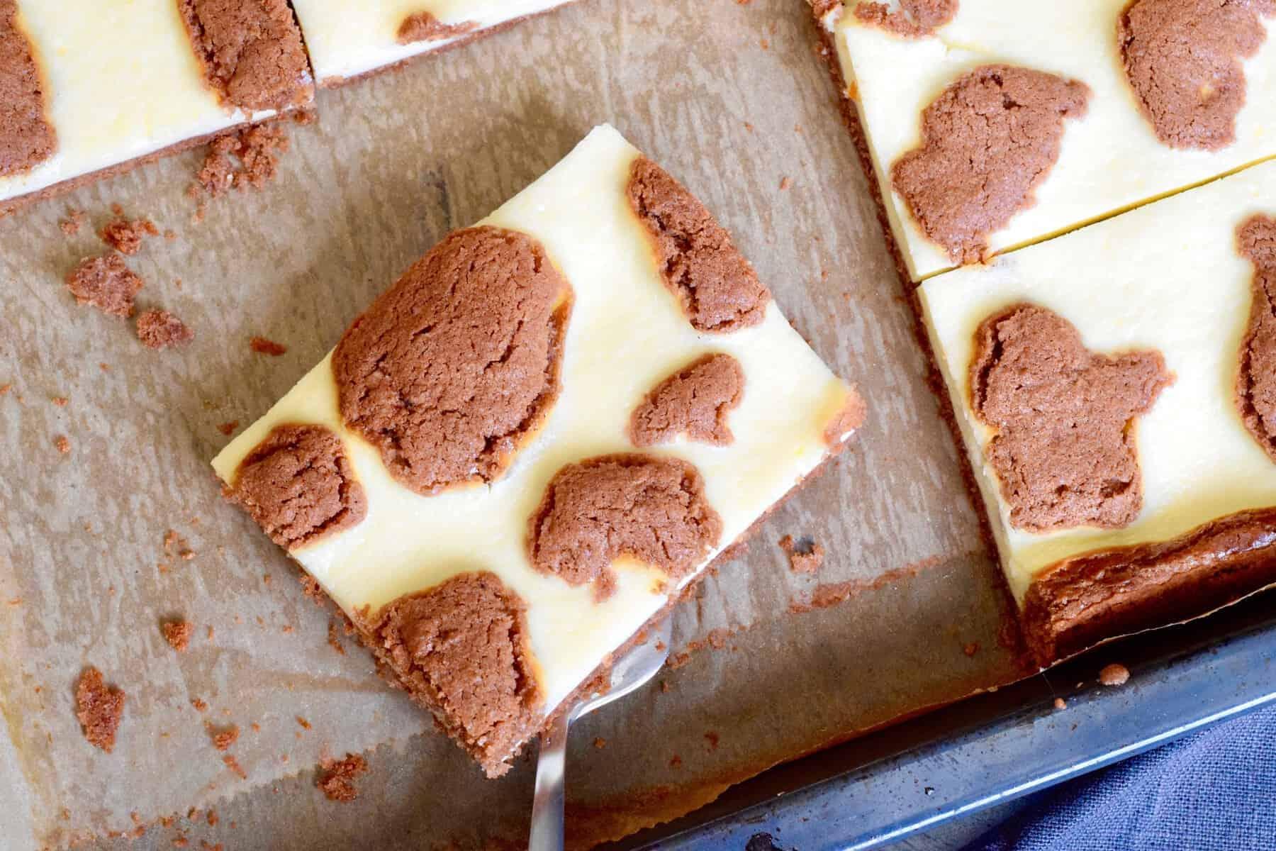 Käsekuchen vom Blech – Rezept für den Thermomix® –Foto: Nicole Stroschein