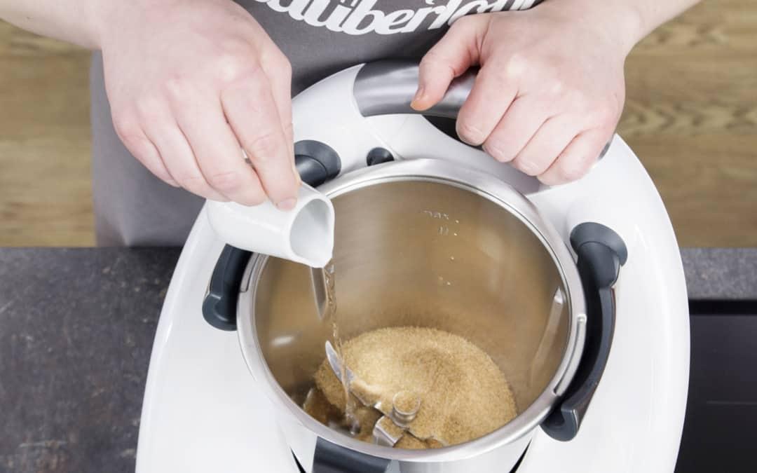 Zubereitung von Chutney aus dem Thermomix® - Foto: Kathrin Knoll