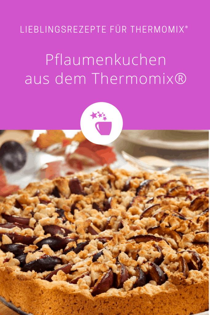 Pflaumenkuchen aus dem Thermomix® –Foto: Frauke Antholz
