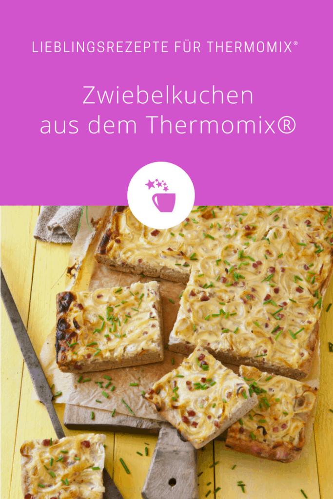 Zwiebelkuchen aus dem Thermomix® – Foto: Frauke Antholz