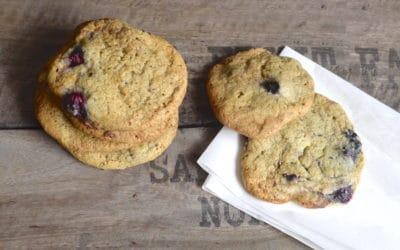 Heidelbeer-Cookies