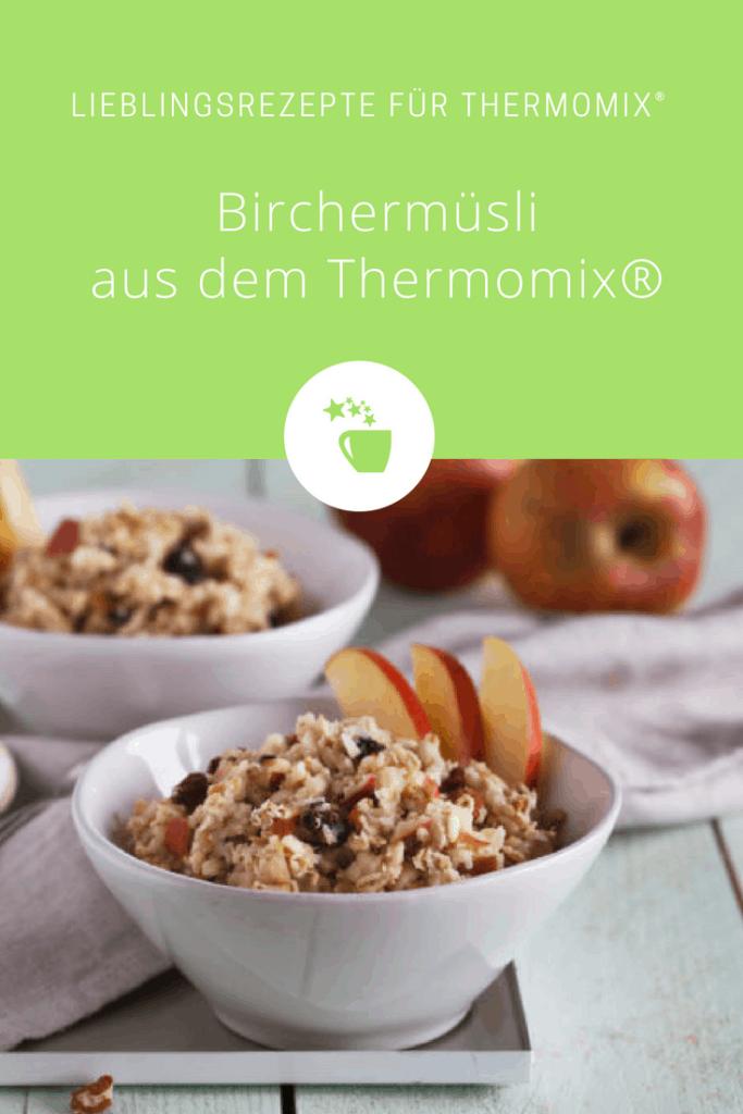 Birchermüsli mit Rosinen – Foto: Anna Gieseler & Kathrin Knoll
