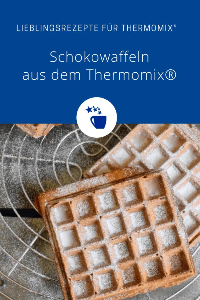 Schokowaffeln aus dem Thermomix® –Foto: Nicole Stroschein