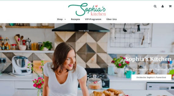 Sophia's Kitchen