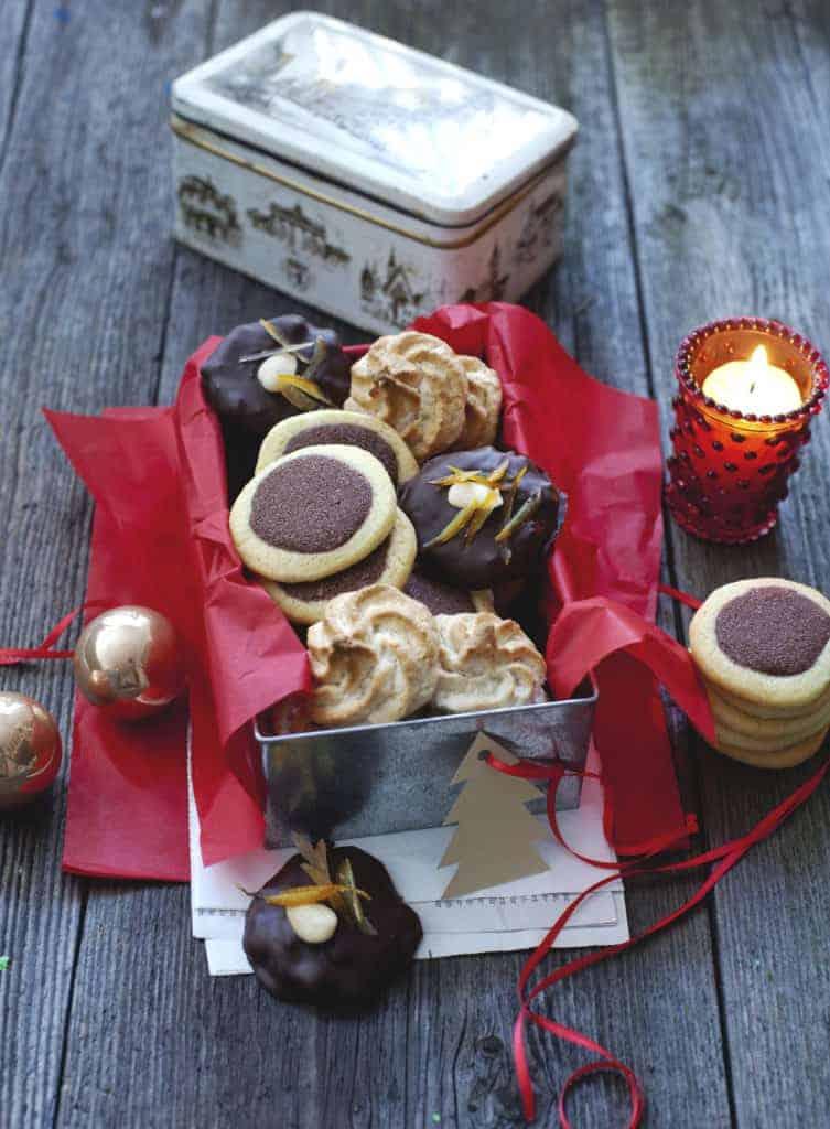 Kokosmakronen mit Marzipan aus dem Thermomix® –Foto: Ira Leoni