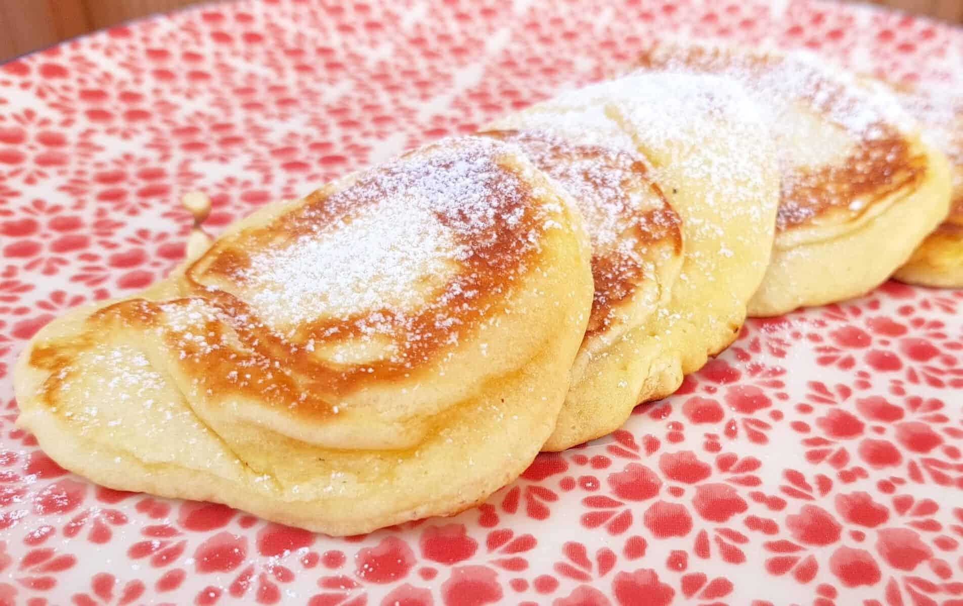Vegane Pancakes aus dem Thermomix® – Foto: Nicole Stroschein