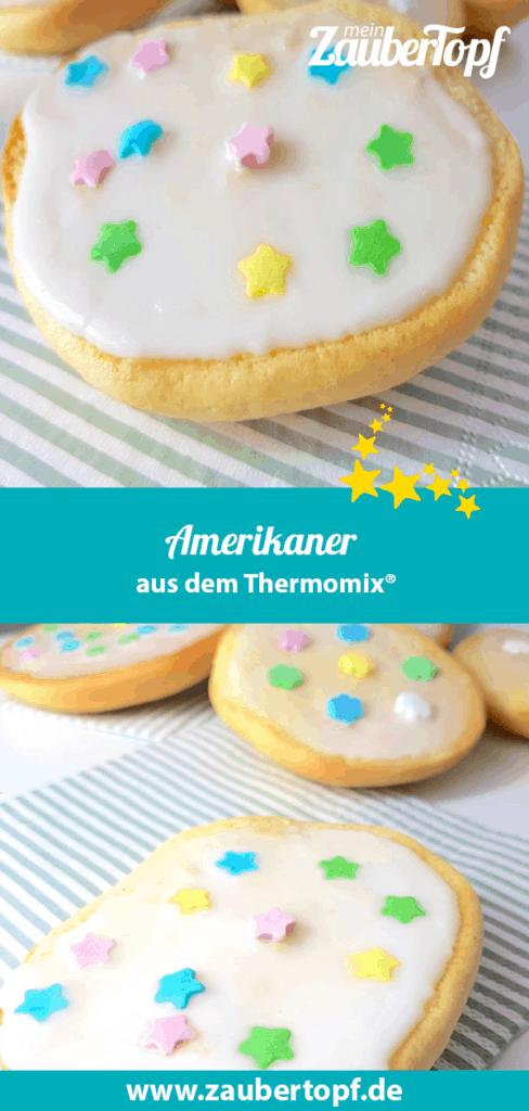 Amerikaner aus dem Thermomix® –Foto: Nicole Stroschein