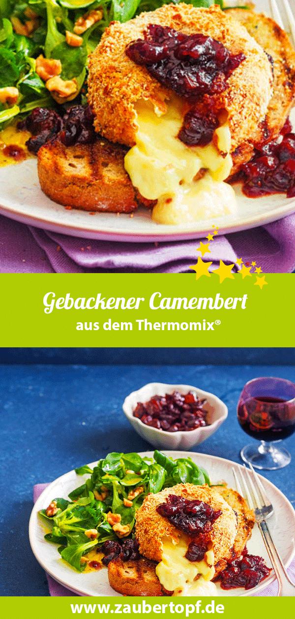 Gebackener Camembert - Foto: Ira Leoni