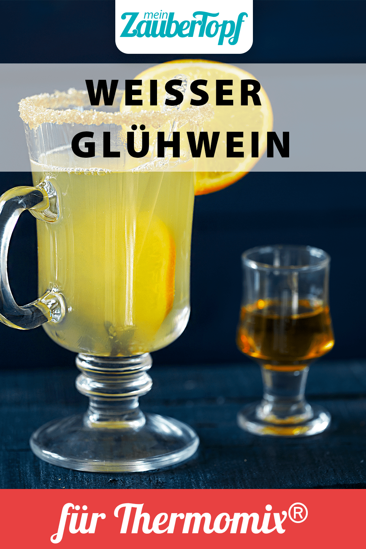 Weißer Glühwein mit dem Thermomix® – Foto: Frauke Antholz