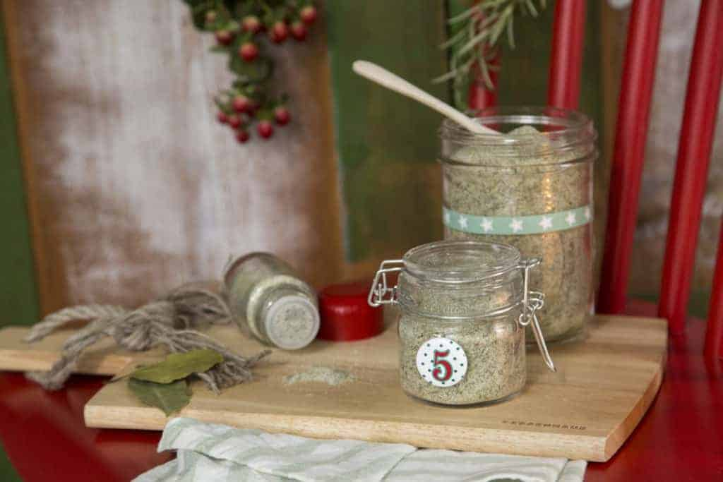 Kräutersalz aus dem Thermomix® - Foto: Kathrin Knoll