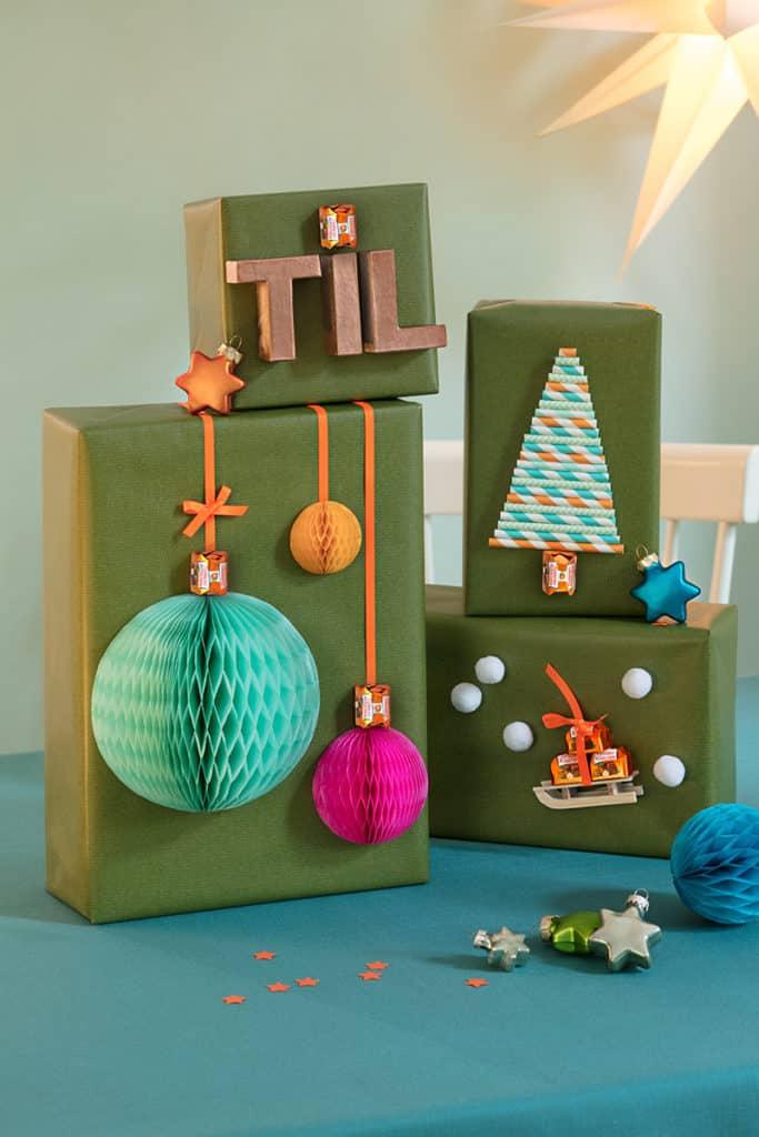 Geschenke liebevoll verpacken – Foto: PR Ferrero