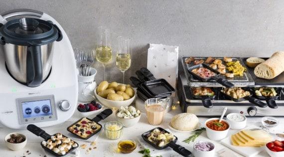 Raclette-Ratgeber für den Thermomix® – Foto: Anna Gieseler