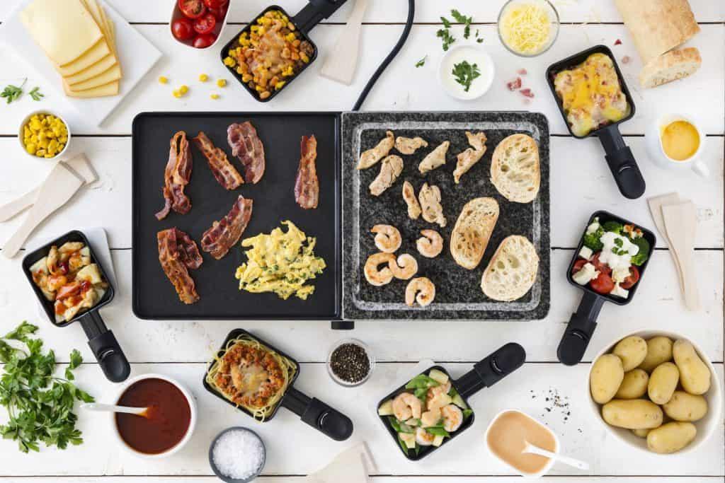 Raclette – Foto: Anna Gieseler