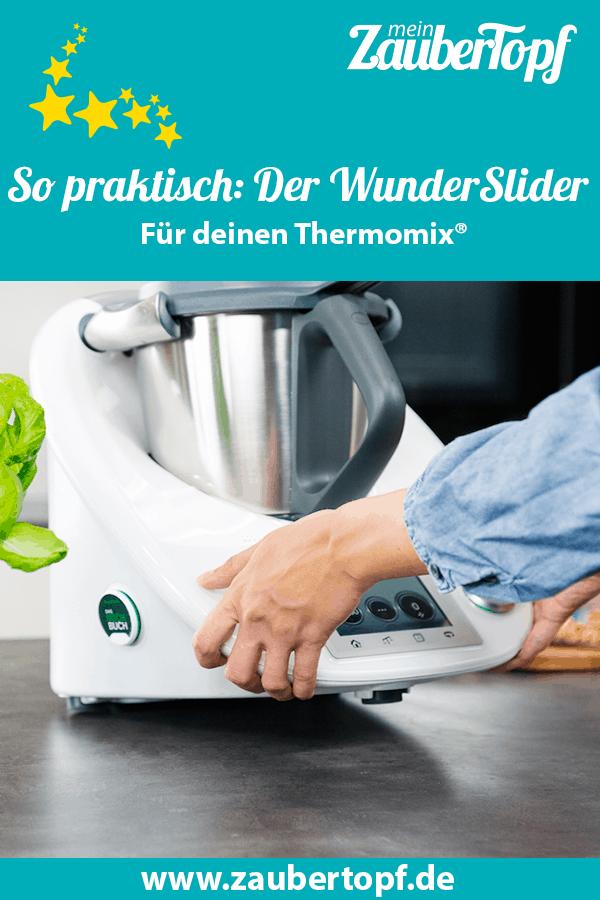 So einfach, so praktisch: Der WunderSlider – Foto: Anna Gieseler