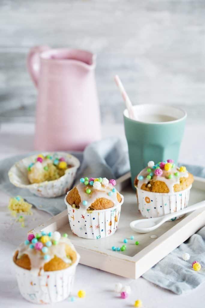 Konfetti-Muffins – Foto: Anna Gieseler