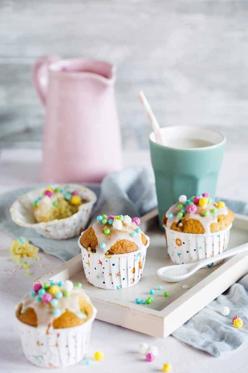 Konfetti-Muffins – Mein ZauberTopf 3-2019 – Foto: Anna Gieseler