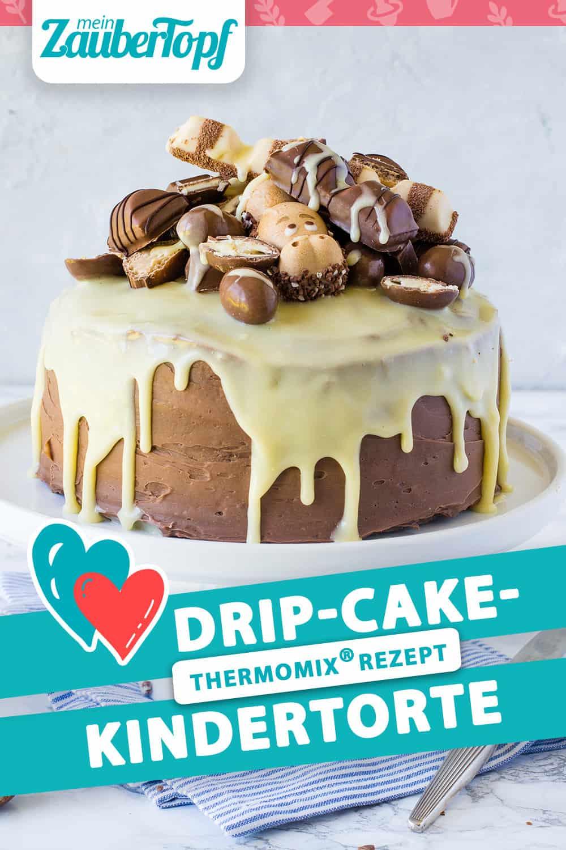 Kinderschokolade-Torte – Rezept für den Thermomix® – Foto: Désirée Peikert