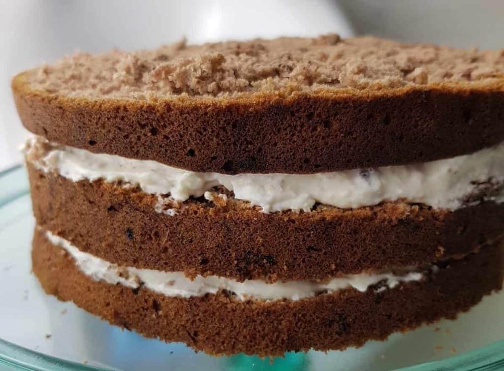 Kinderschokolade-Torte – Rezept für den Thermomix® – Foto: Nicole Stroschein