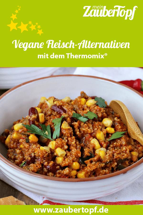 Vegane Fleisch-Alternativen – Foto: Alexandra Panella