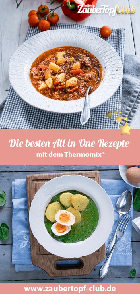 Die besten All-in-One-Rezepte für den Thermomix® –Fotos: Tina Bumann