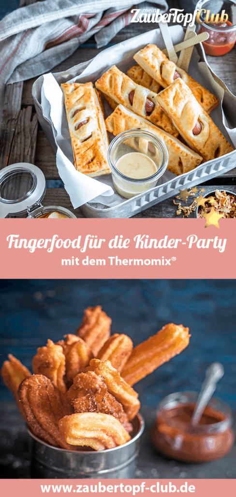 Fingerfood aus dem Thermomix® – Fotos: Tina Bumann und shutterstock/itummy